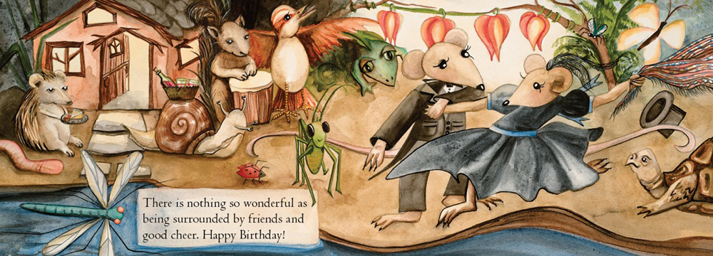 Scan from Commonplace Birthdays book [detail]